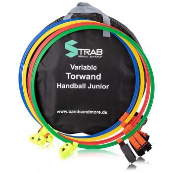 STRAB premium Torwand Profi Junior – für Handball