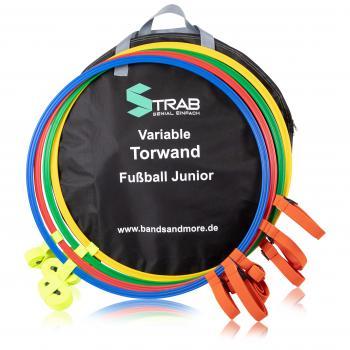 STRAB premium Torwand Profi Junior – für Fußball