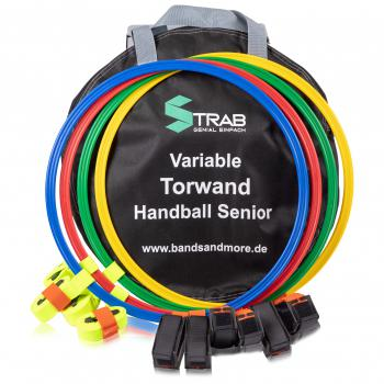 STRAB premium Torwand Profi Senior – für Handball