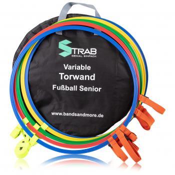 STRAB premium Torwand Profi Senior – für Fußball