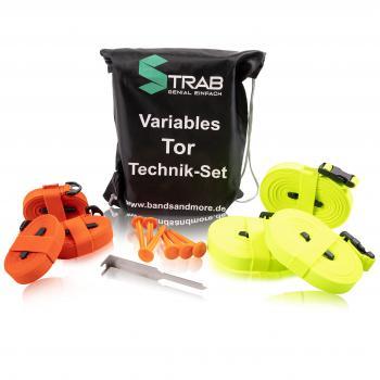 STRAB premium Tor Technik Set – perfekt geeignet für das Fußball Training